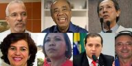 7 políticos vão disputar as eleições