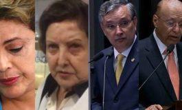 Senadores de Sergipe votam sim e Dilma Rousseff perde o mandato