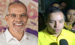 Edvaldo Nogueira teve 11.836 votos a mais que Valadares Filho