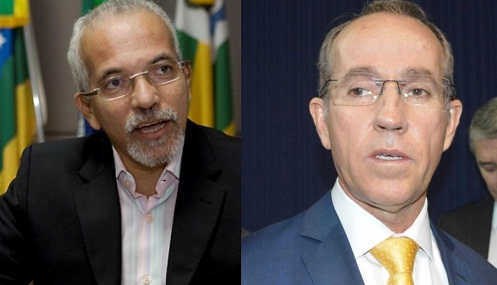 Edvaldo Nogueira e Nitinho são citados no inquérito da 'Operação Babel'