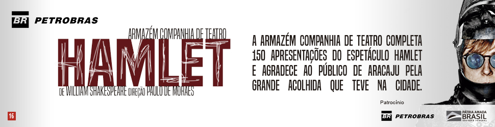 Banner Hamlet Jornal de Sergipe